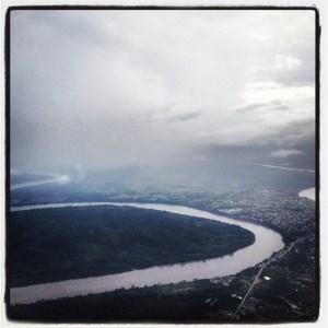Aerial view of Amazon rainforest, Peru. Photo: Marco Simola/CIFOR