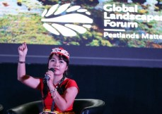 Guardians of the forest inspire at Global Landscapes Forum