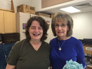 Ms. Davis and Ms. Colclough