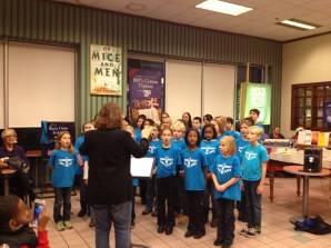 Barnes and Noble holiday concert