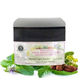 Natural Skin Brightening/Lightening Moisturizer
