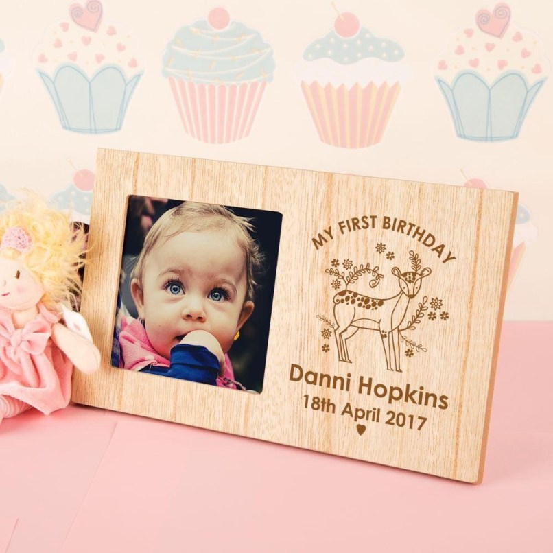Baby S 1st Birthday Picture Frames | Frameswalls.org