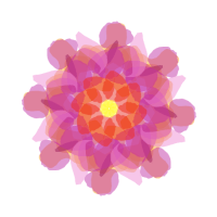 Create your own flowers...