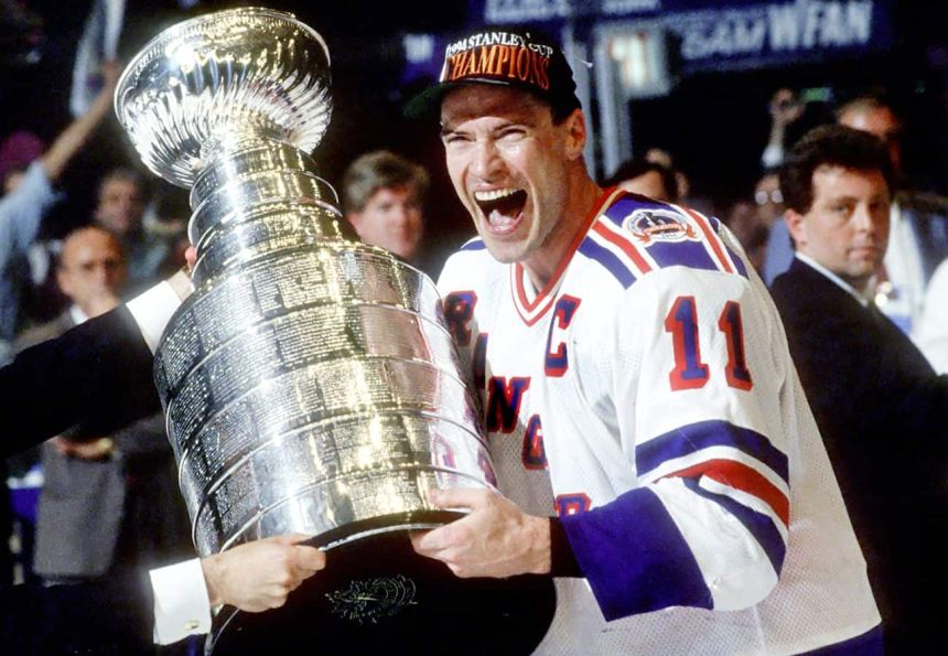 Mark Messier: The Slayer of Curses (AP)