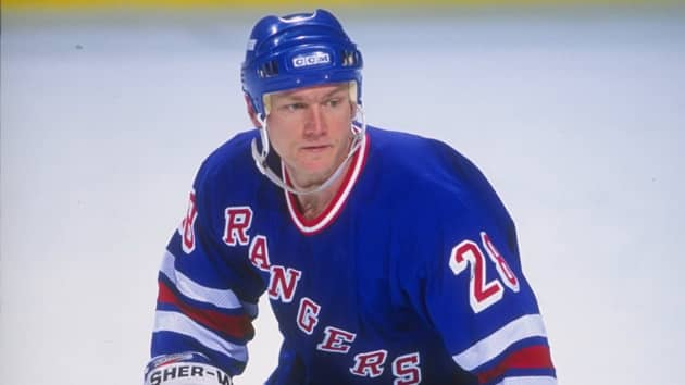 Steve Larmer was part of a magical carpet ride in NY (NHL)