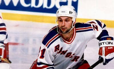 Zubov scored one of the greatest goals in the NYR / NYI rivalry