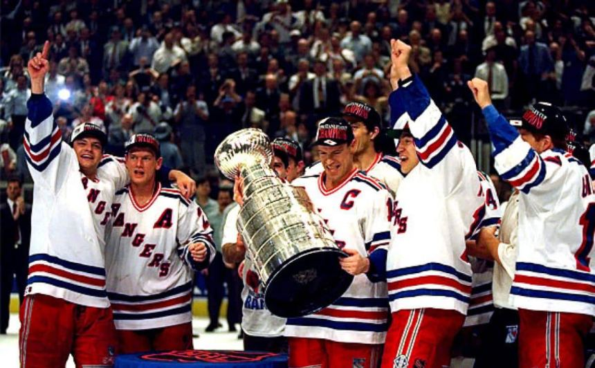Mission Complete! Messier ends the curse in 1994 (NYDN)