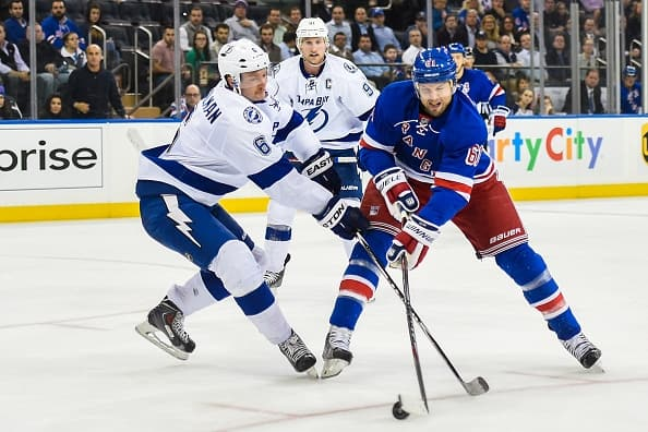 Rick Nash vs Lightning (Getty)