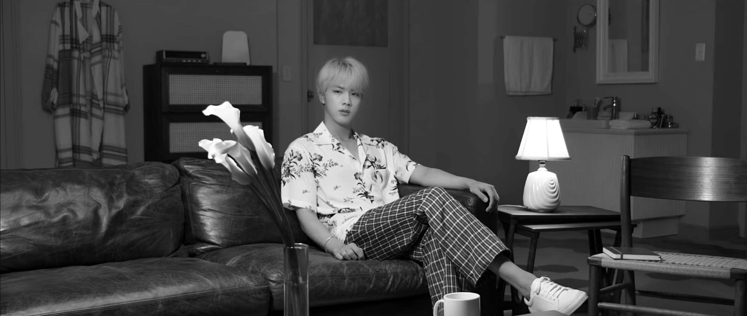 Jin Delivers An Important Message About Self-Love BTS