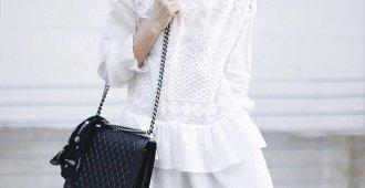 TG-Ruffled-White-Shirt-Jeans