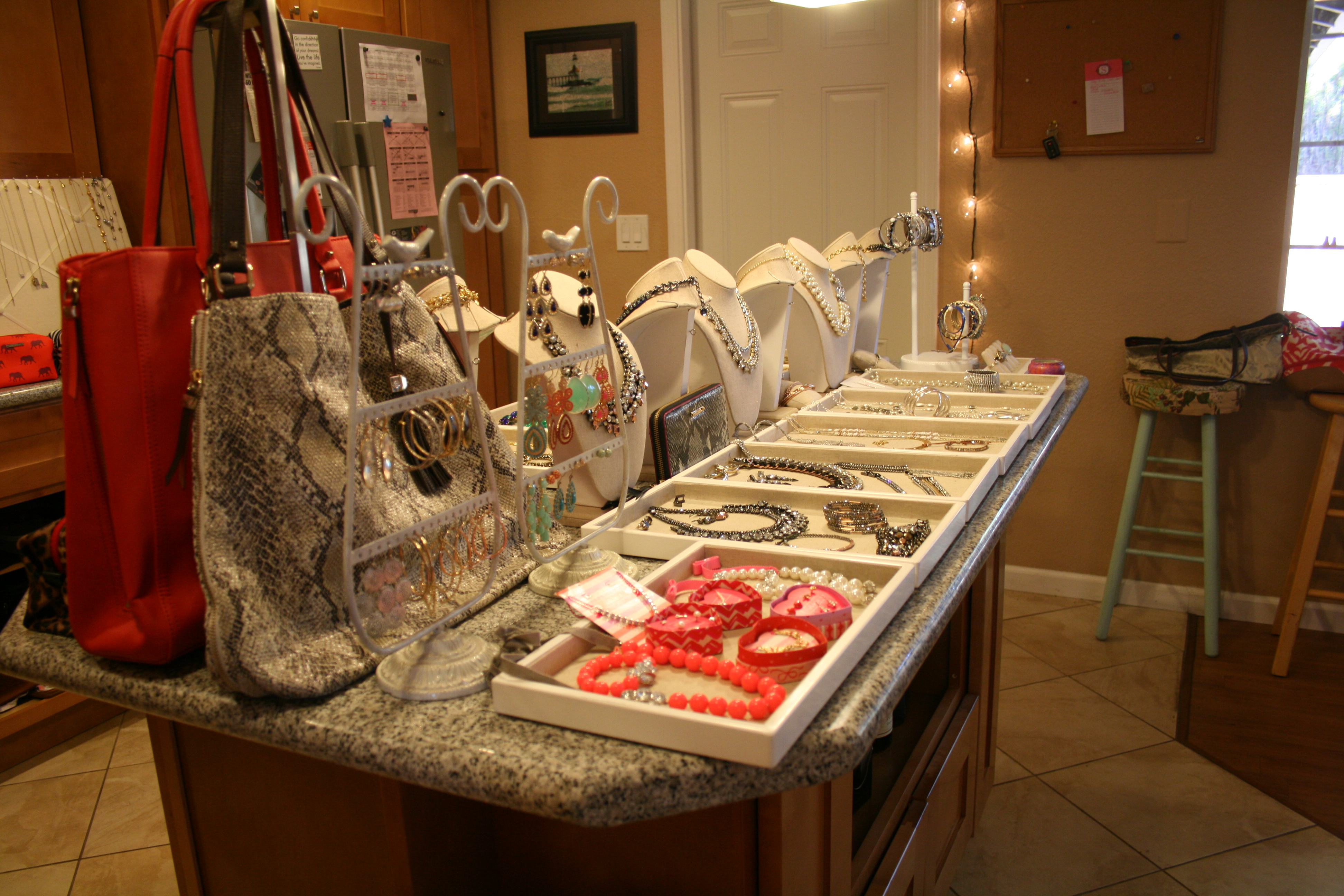 Sandy And Maryahs Stella And Dot Trunk Show Classy And