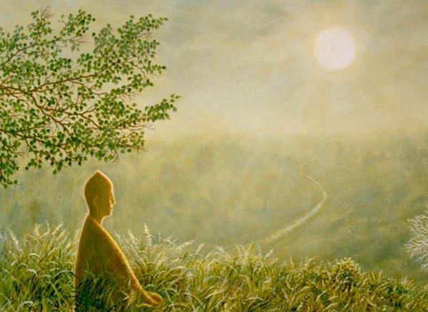 alternatives to sitting meditation