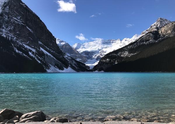 lake louise retreat