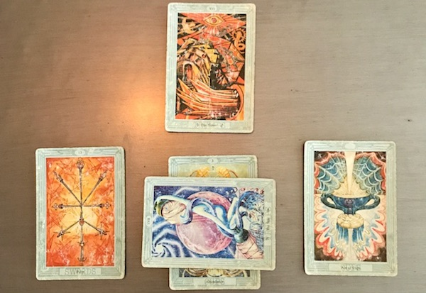 tarot reading 2018