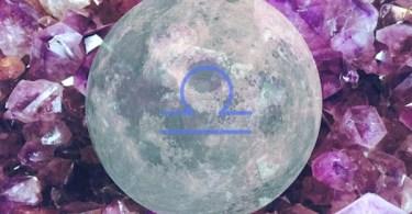 libra blue moon ritual