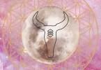 taurus full moon ritual