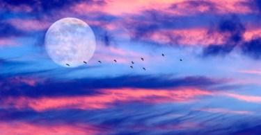 full moon awakening