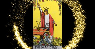 tarot the magician
