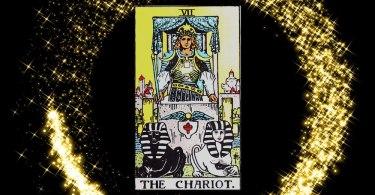 understanding chariot tarot