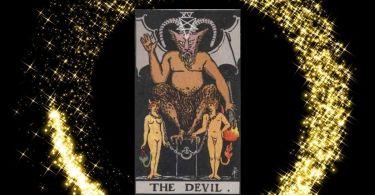 devil tarot card meaning