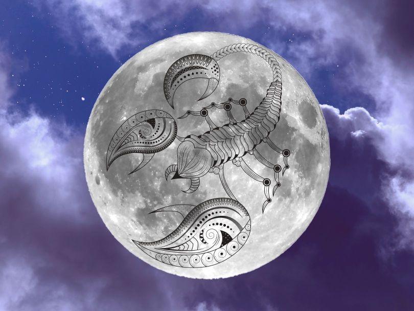 scorpio full moon april 2021