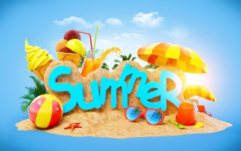 Summer Party Schedule