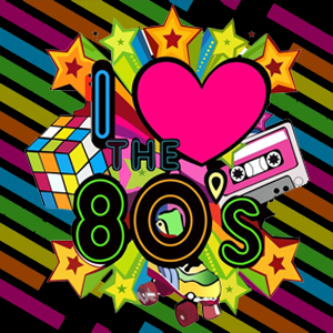 """""""I love the 80s"""" Theme Party"""