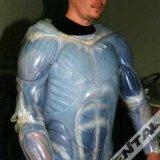 Superman Electric Suit Demo - Front