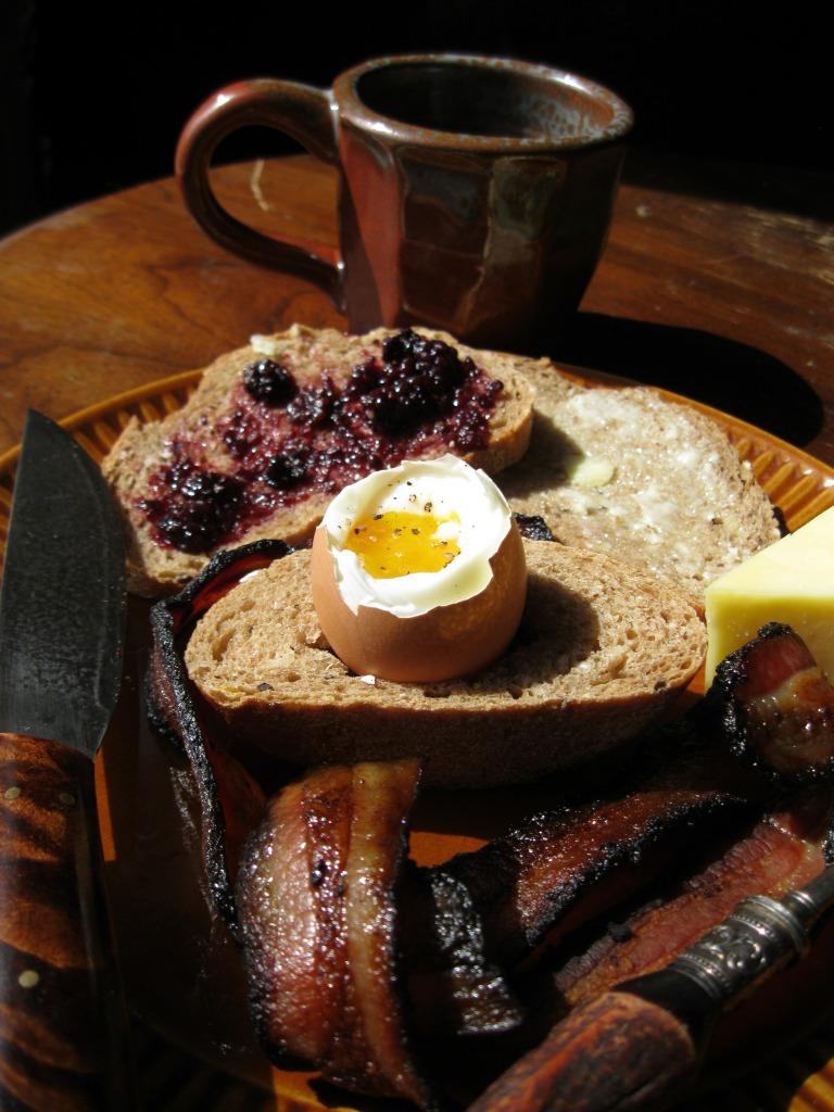 Breakfast at Winterfell