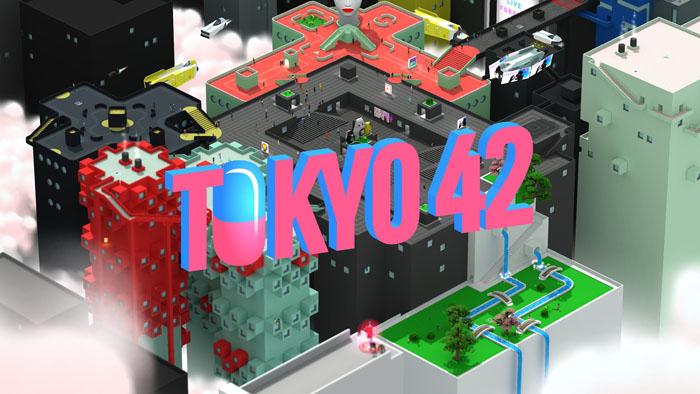 Tokyo 42 game