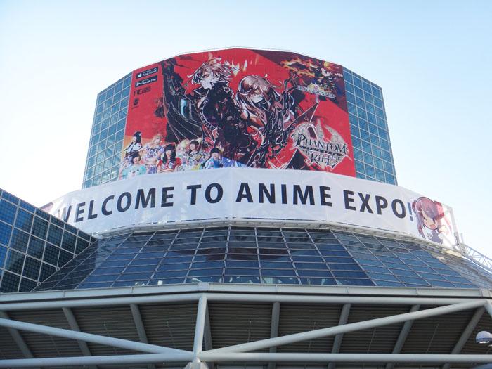 Anime Expo 2016 banner