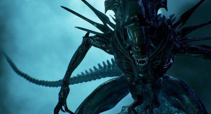 death scenes alien movies