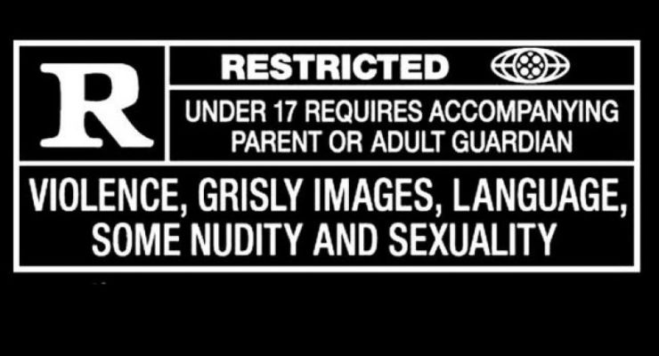 r rated comic book movies
