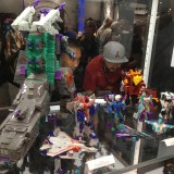 SDCC 2017 - Hasbro Transformers Trypticon