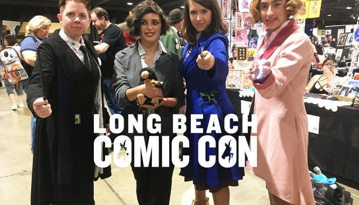 Long Beach Comic-Con 2018 - Fantastic Beasts