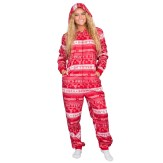 National Lampoon's Christmas Vacation Shitter's Full Pajama Union Suit