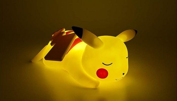 pikachu lamp