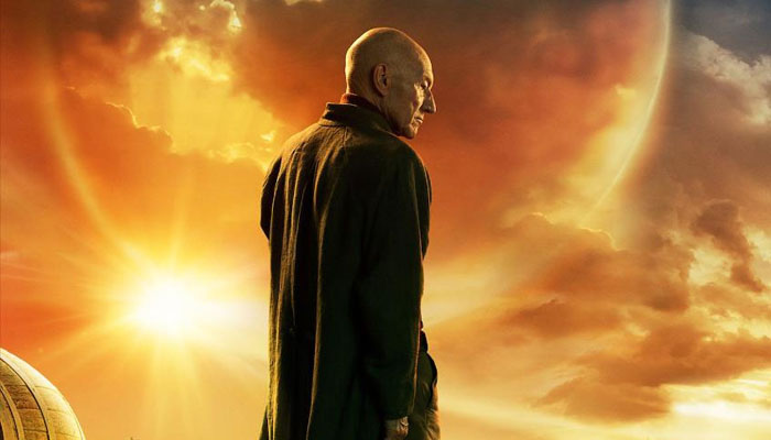 Star Trek Picard series
