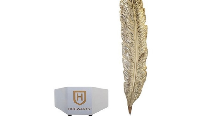 harry potter feather pen