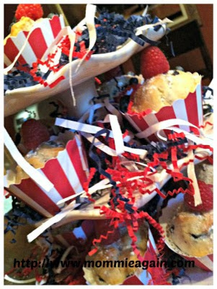 Sprinkles Will Fly...Patriotic Cupcake Wrappers!