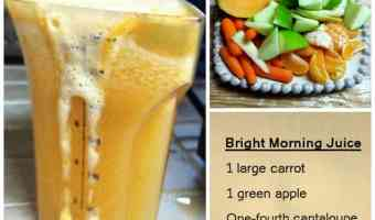 A Delicous Morning Juice to Start your Day!