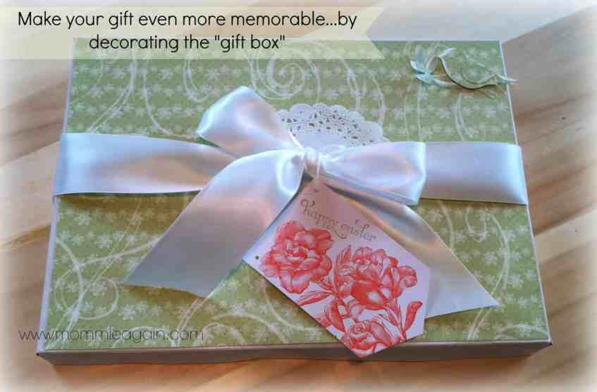 4 DIY Gift Wrapping Ideas for Spring, Easter & Mother's Day