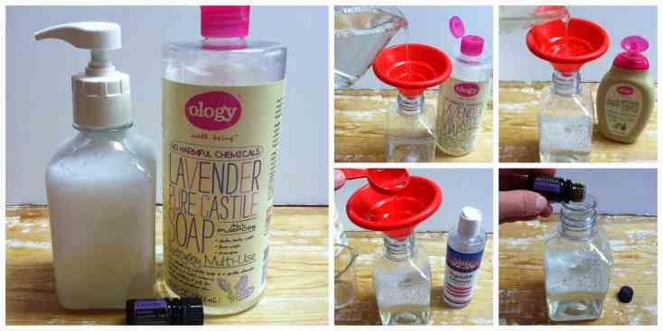 DIY Bubble Bath for Kids with NO Harmful Chemicals Added...the Ology Way!