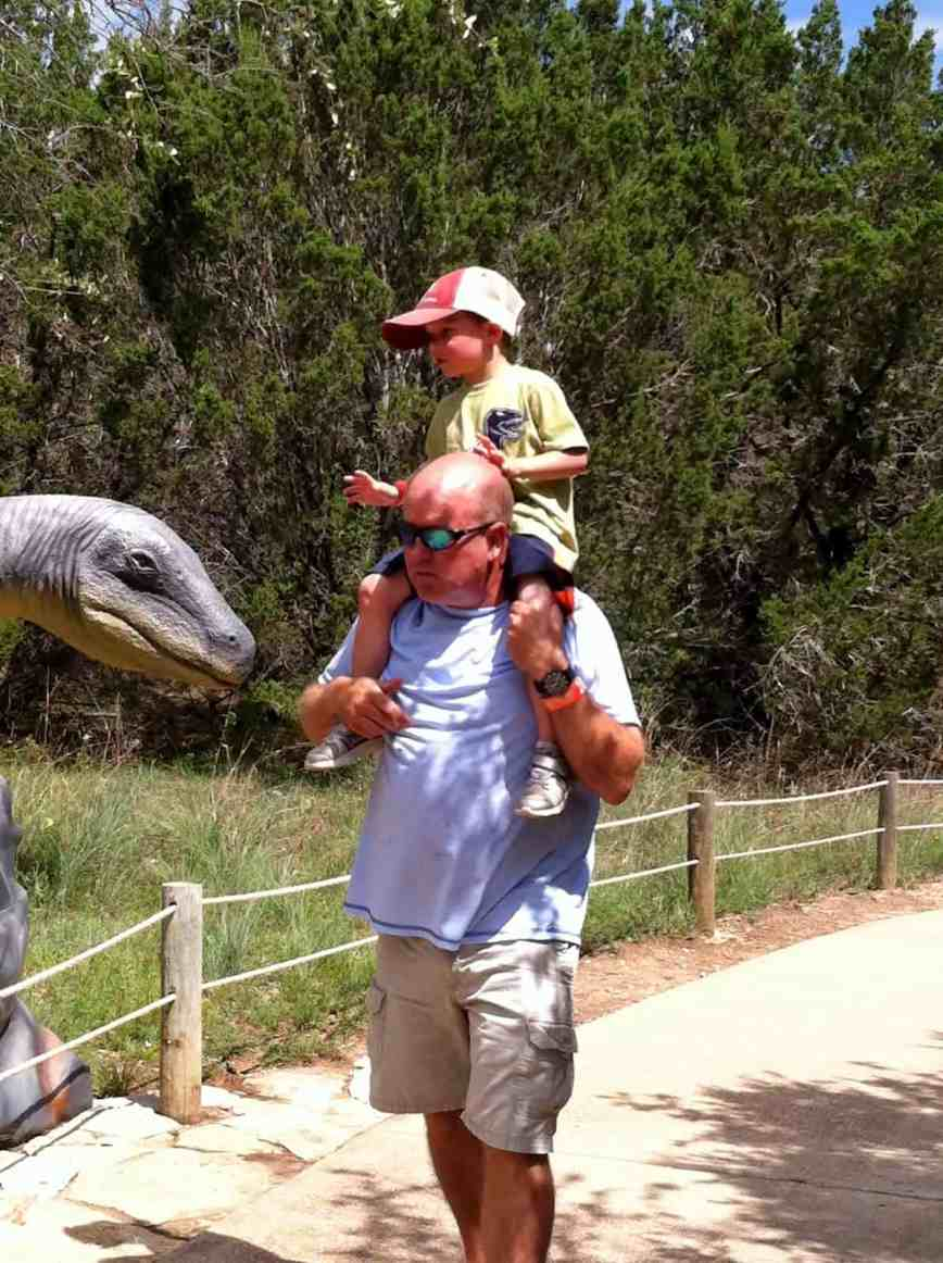Dinosaur World Texas - Great Family Outing
