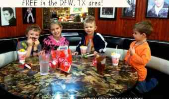 12 NICE Restaurants Where Kids Eat Free – Dallas/FTW