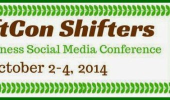 ShiftCon – First Eco-Wellness Social Media Conference Oct '14 #ShiftHappens