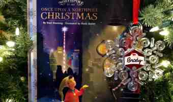 Capture Holiday Moments with Hallmark Northpole Gifts