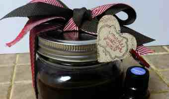 DIY Scrumptious Chocolate Mint Body Scrub