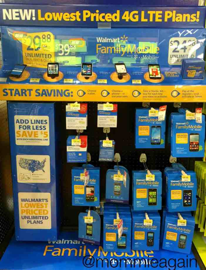 Walmart's Lowest Priced Unlimited Plans is Worth the Savings!