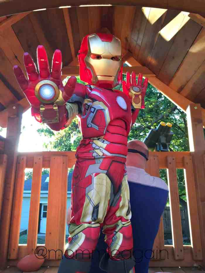 The Avengers: Age of Ultron Iron Man Costume